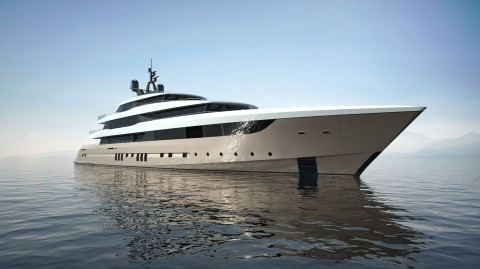 Baglietto Sestante Superyacht Mulder Netherlands Dutch yacht