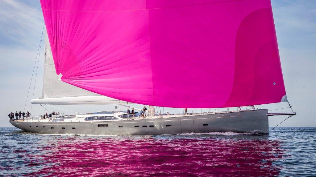 Baltic Yachts Pink Gin sailing yacht