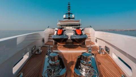 Bilgin Yachts Nerissa superyacht H2 Yacht Unique Yacht Design