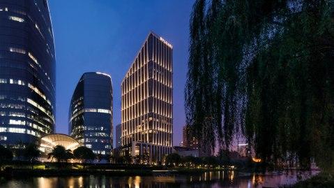 The New Bulgari Hotel Beijing