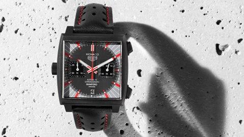 Bamford Watch Department TAG Heuer Monaco