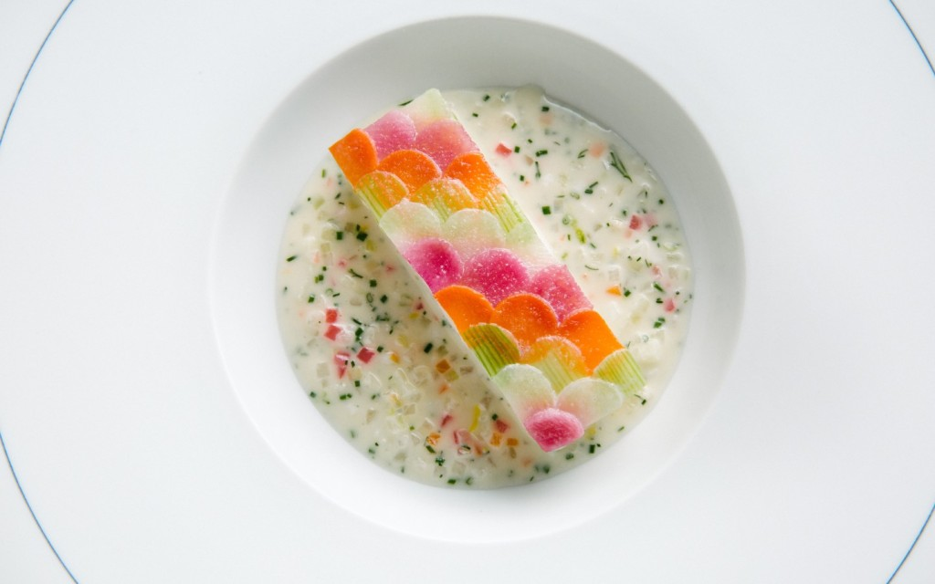 coi fish dish