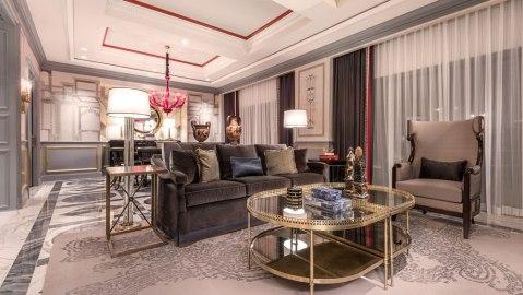 The New Villa Suites at Caesars Palace