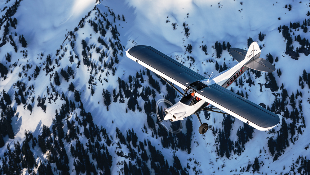 CubCrafters' XCub