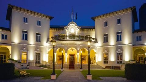 Historic hotel in Lima, Peru