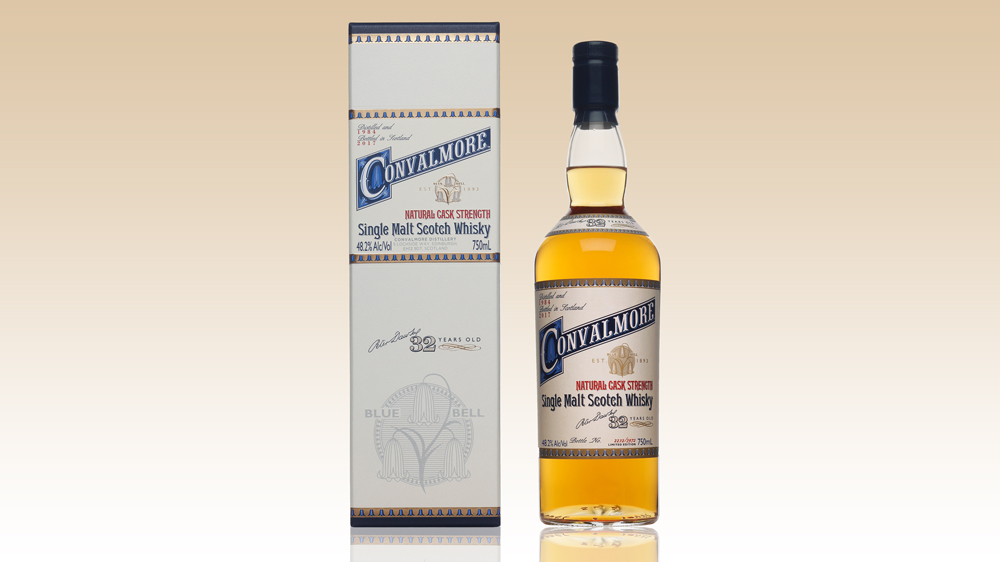 Convalmore 32 Years Old Whisky
