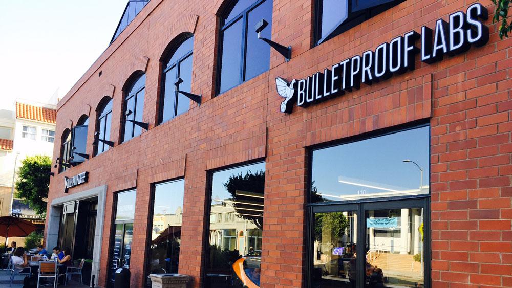Bulletproof Labs exterior