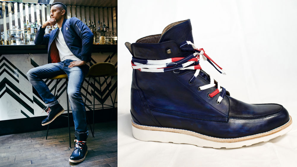 George Esquivel Footwear Collection