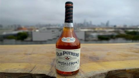 Old Petrero Hotaling's Whiskey