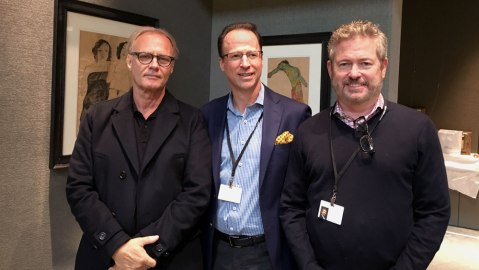 Tom Postman, Jeff Rabin, Michael Plummer