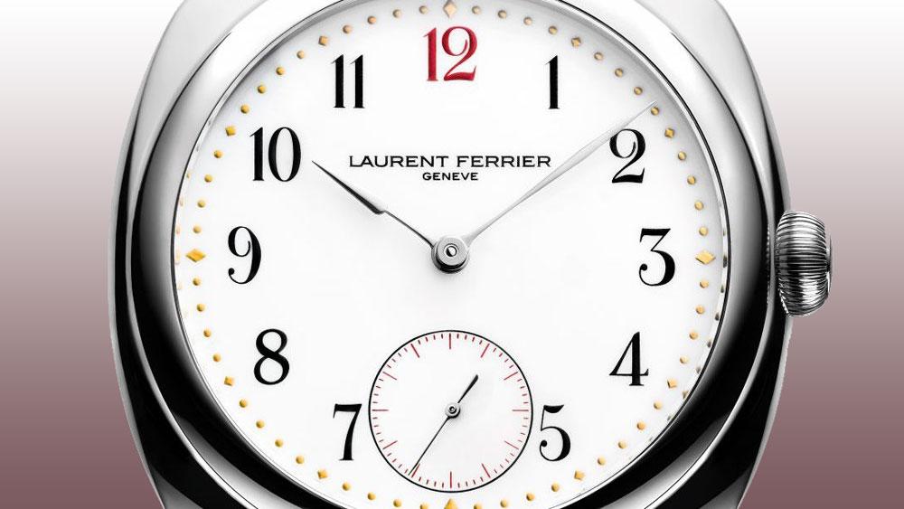 Laurent Ferrier Porcelain