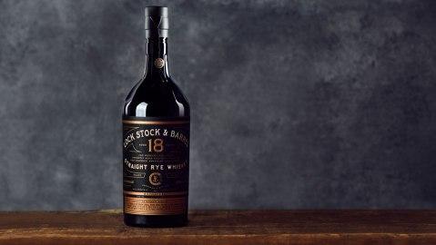 Lock Stock & Barrel 18 Year Whiskey