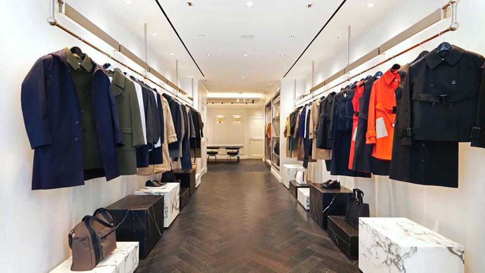 Mackintosh Opens First U.S. Store
