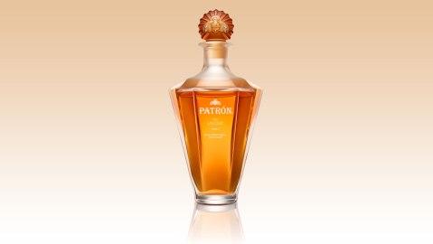 Patrón en Lalique Serie 2