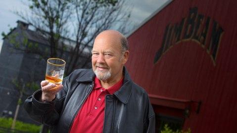 Jim Beam Master Distiller Fred Noe