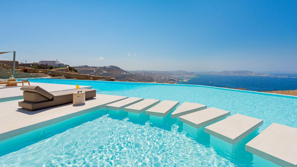Elysium on the Greek Island of Mykonos