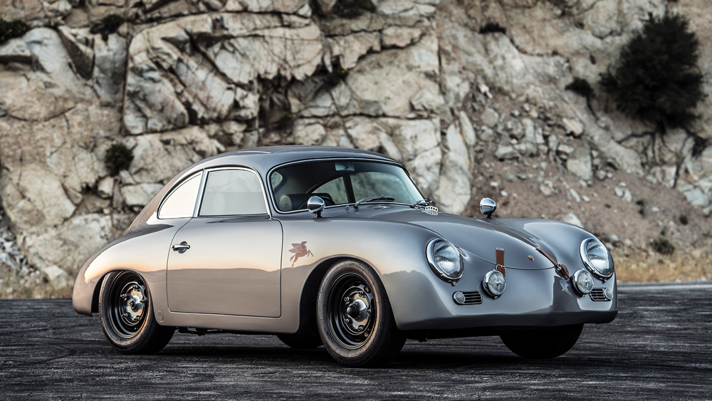 1959 4-cylinder Porsche 356