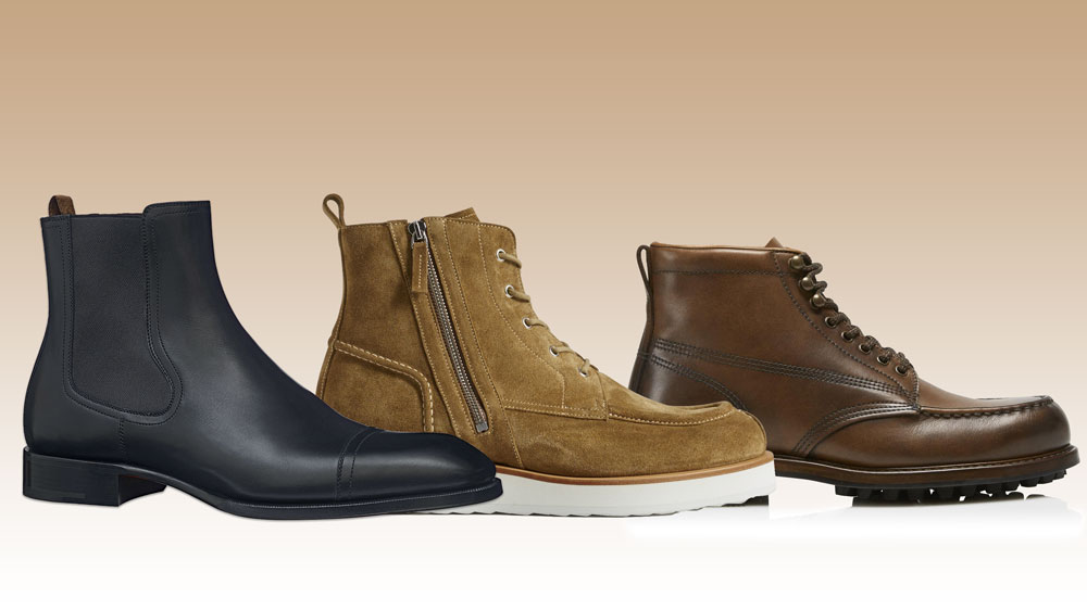 Essential Fall Boots