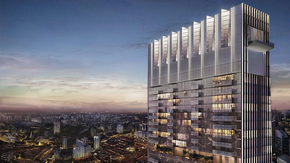 3 Wallich Street Singapore