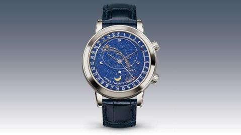 The Patek Philippe 6102 Celestial Moon Age