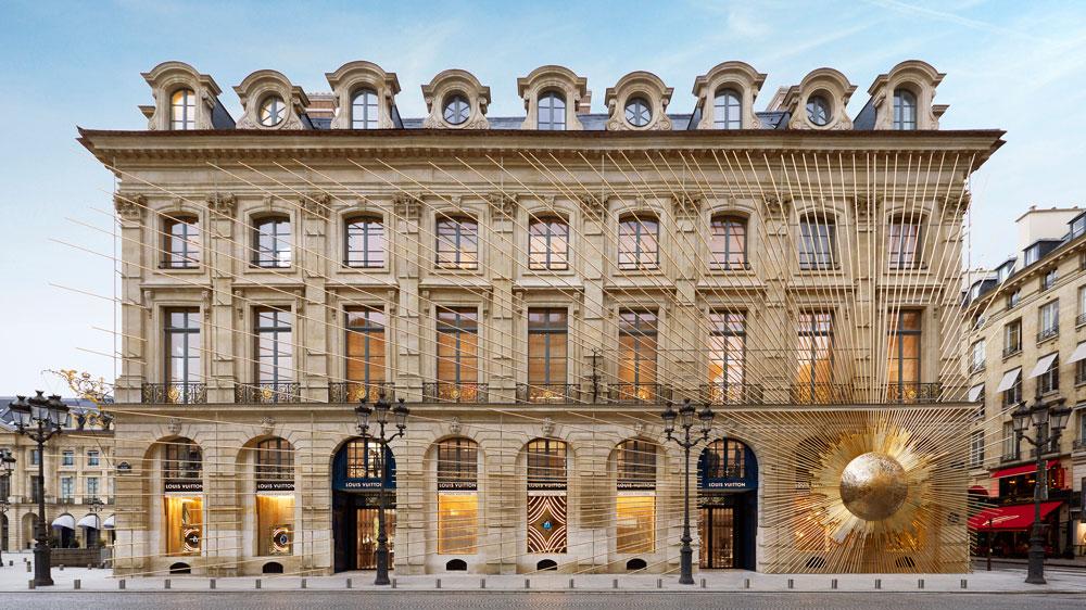 Place Vendôme boutique