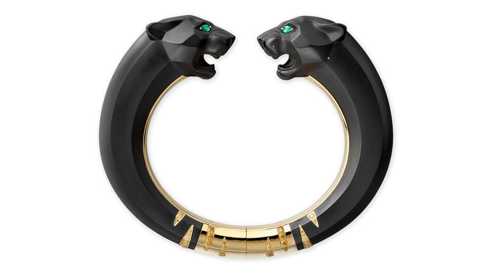Résonances de Cartier Panthère bracelet