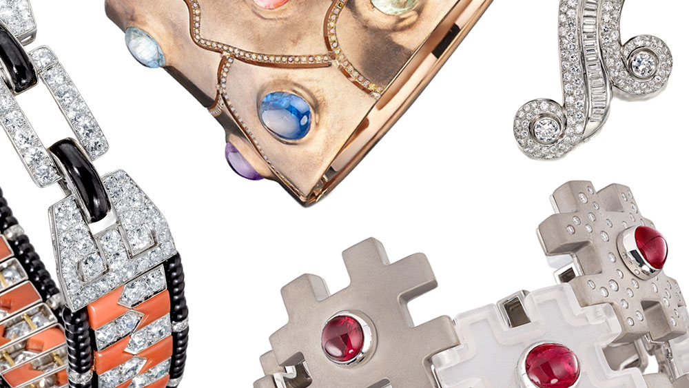 Exquisite Jewels at PAD London