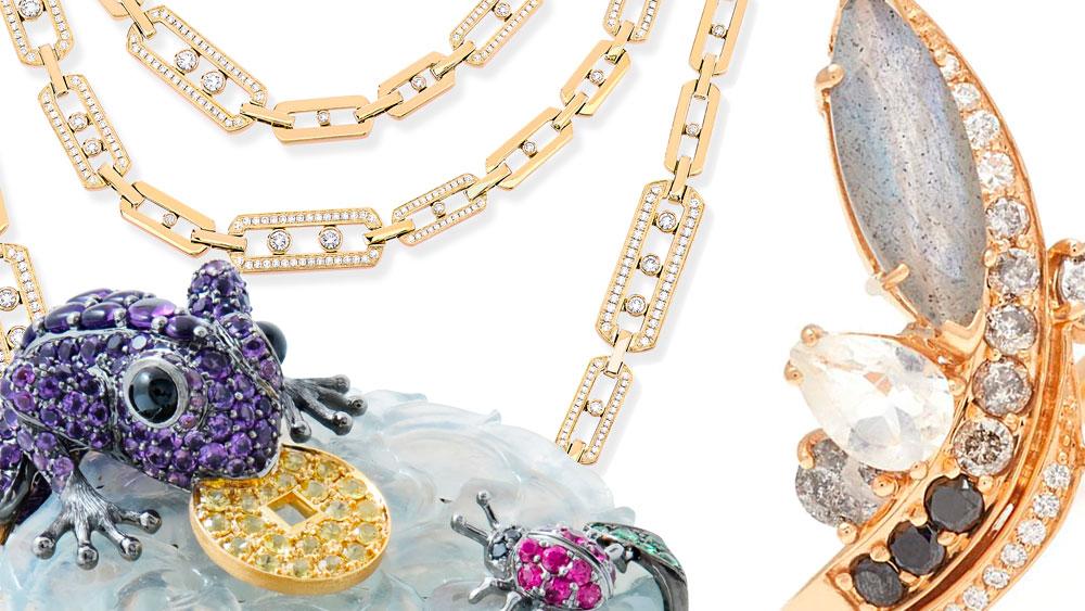 Paris Fashion Week Jewelry