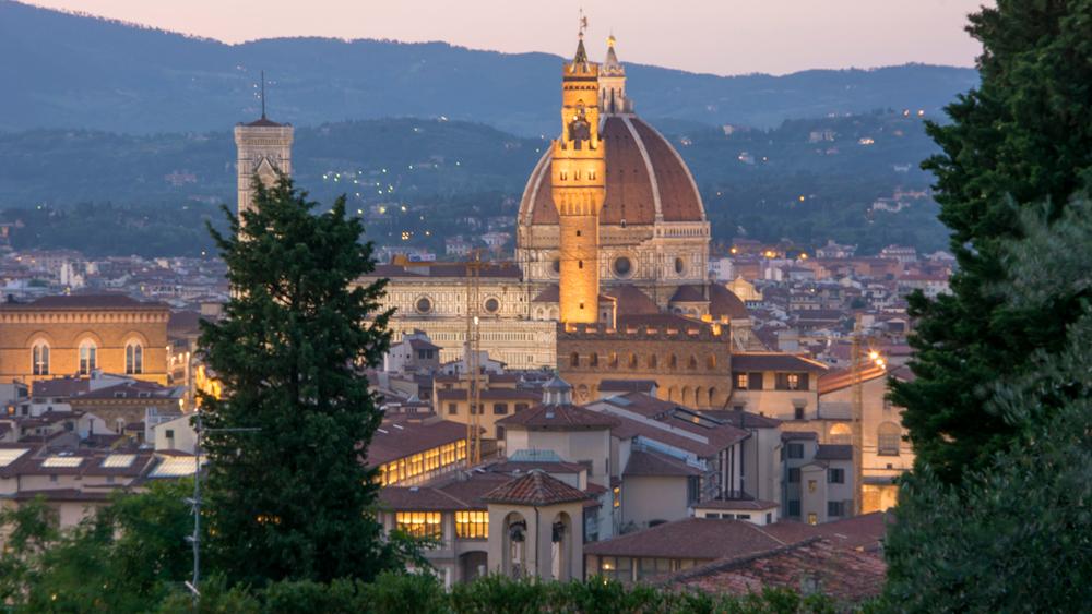 Via del Forte di San Giorgio, Firenze, Florence