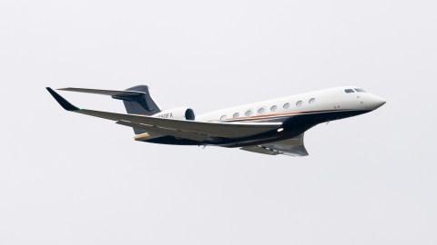Flexjet Gulfstream G650 Aircraft
