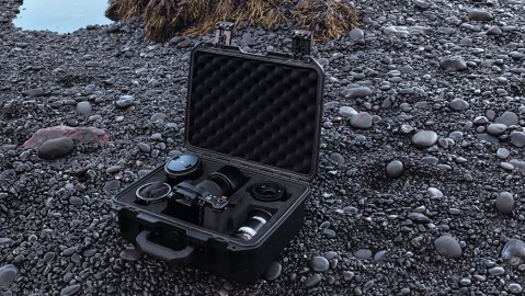 Hasselblad X1D Field Kit Iceland