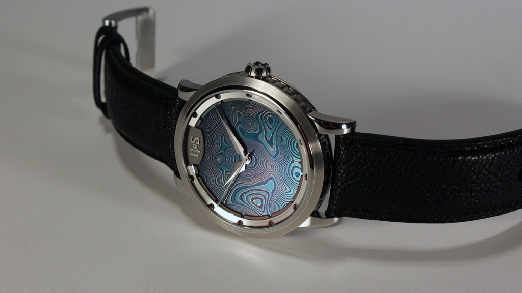 GoS Watches Sarek Ice Blue