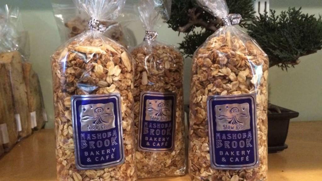 granola bags