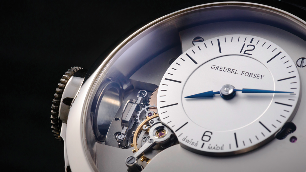 Mechanical Nano project by Greubel Forsey
