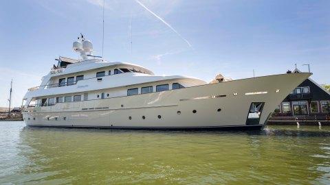 Hakvoort Soprano Dutch Superyacht