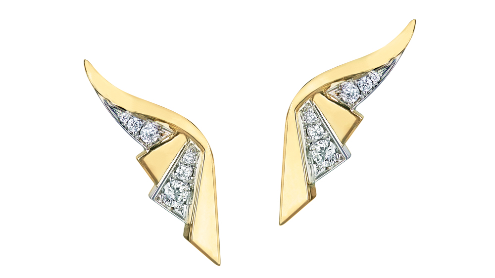 Jessica McCormack earrings