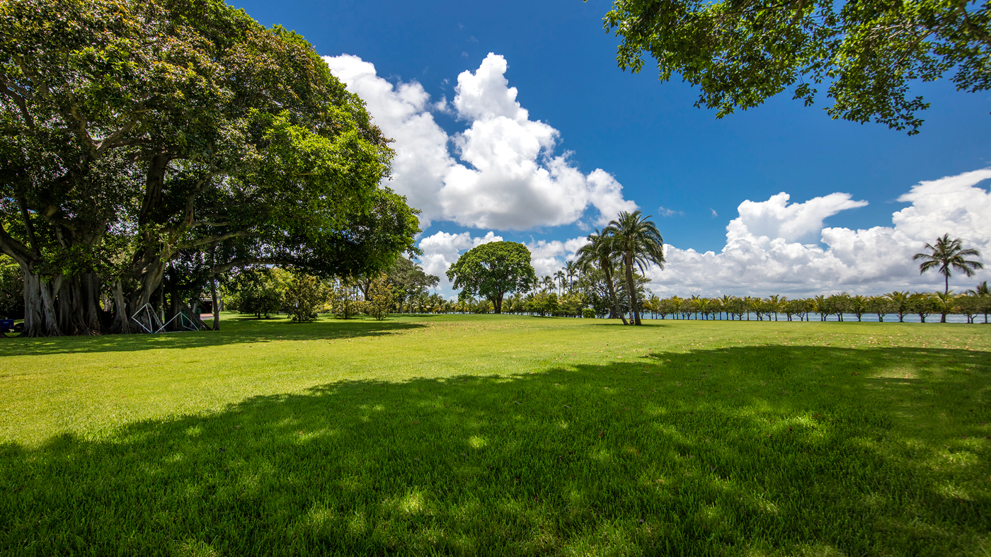 Waterfront lots in Miami