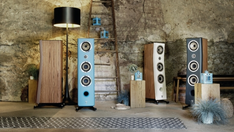 Focal Kanta No. 2 loudspeaker