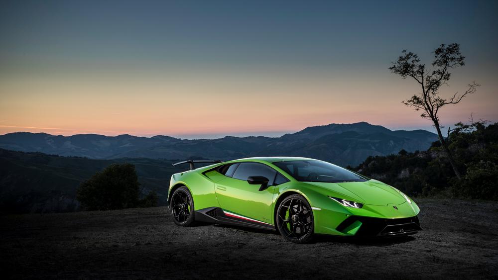 Lamborghini Hurucan Performante