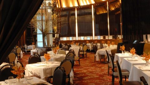Le Cirque dining room