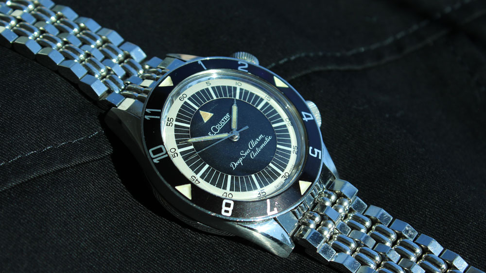 Jaeger LeCoultre Deep Sea Alarm