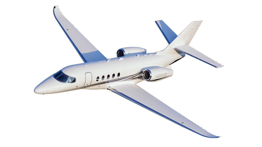 Cessna's Citation Latitude