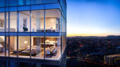 Los Angeles penthouse