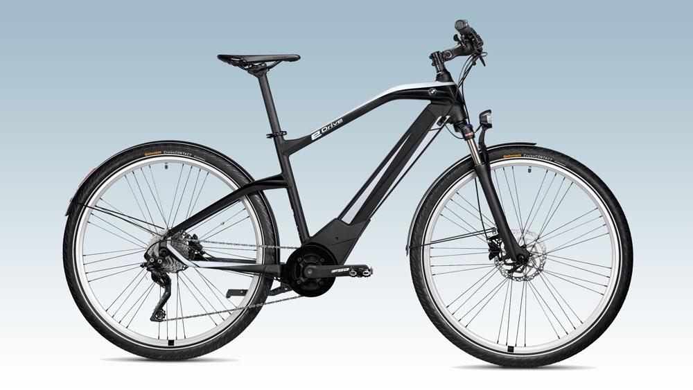 BMW Active Hybrid e-bike right