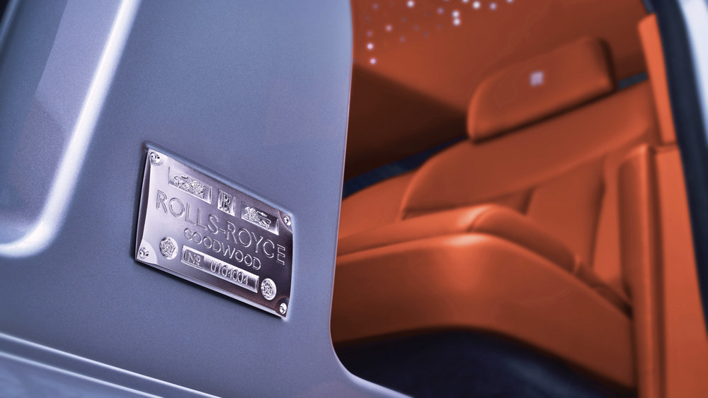 Rolls Royce's Phantom VIII