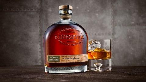 Redemption HighRye Bourbon 10 Years