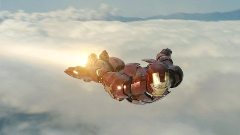 Iron Man flying GoFly prize Boeing jetpack hoverboard