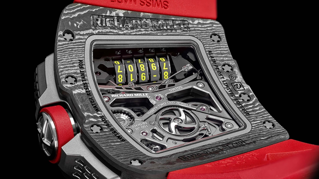 Richard Mille RM 70-01 Alain Prost