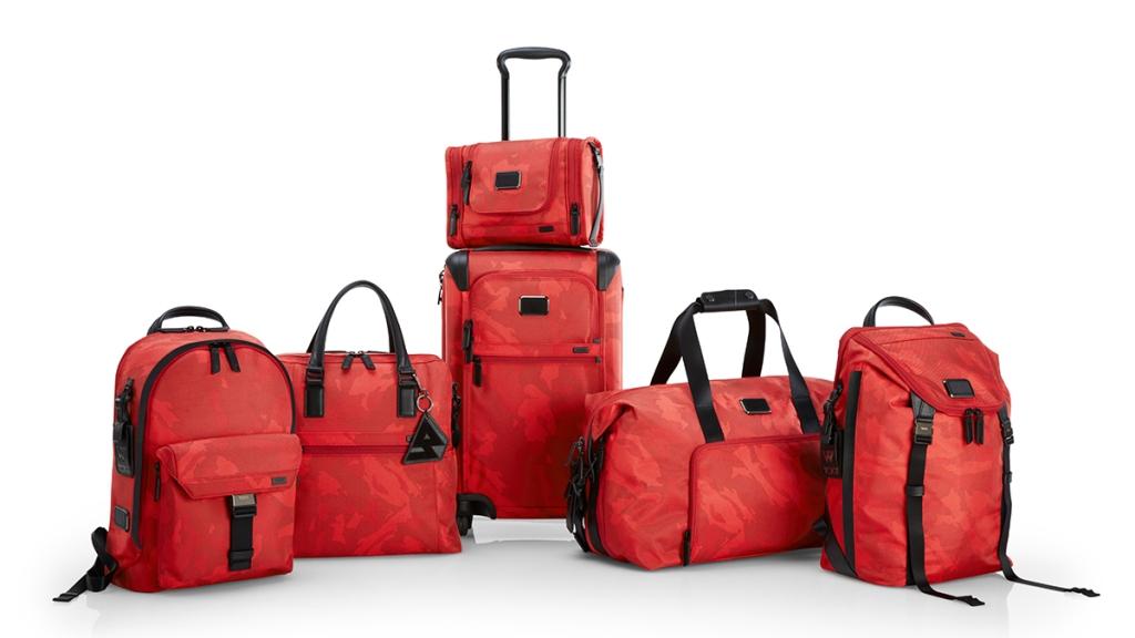 Russell Westbrook Tumi Luggage