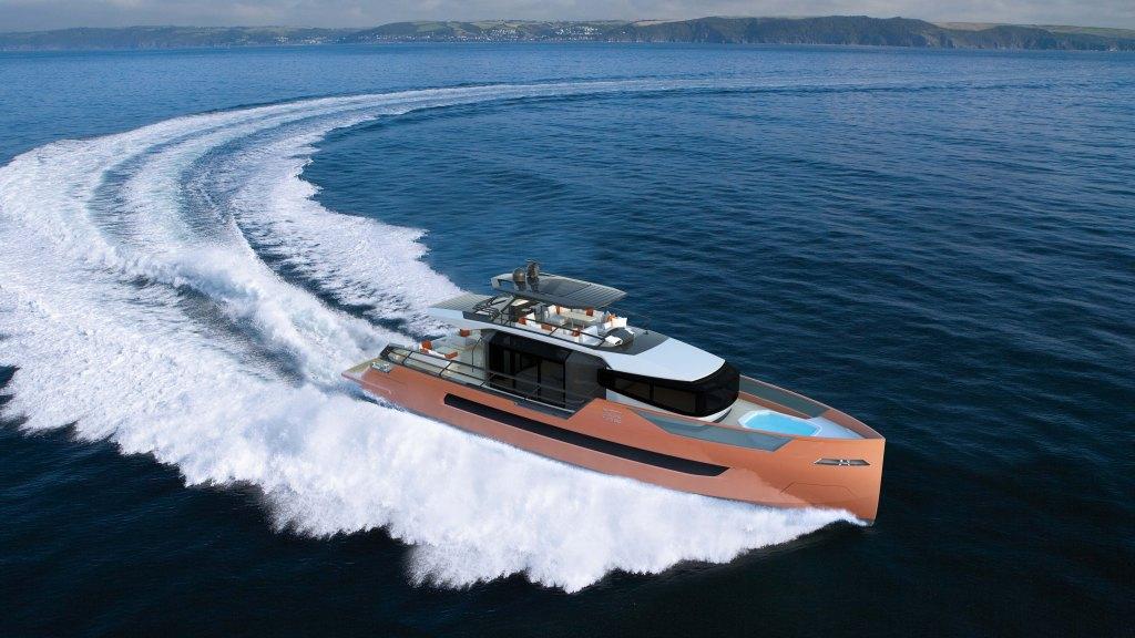 Sarp Yachts XSR